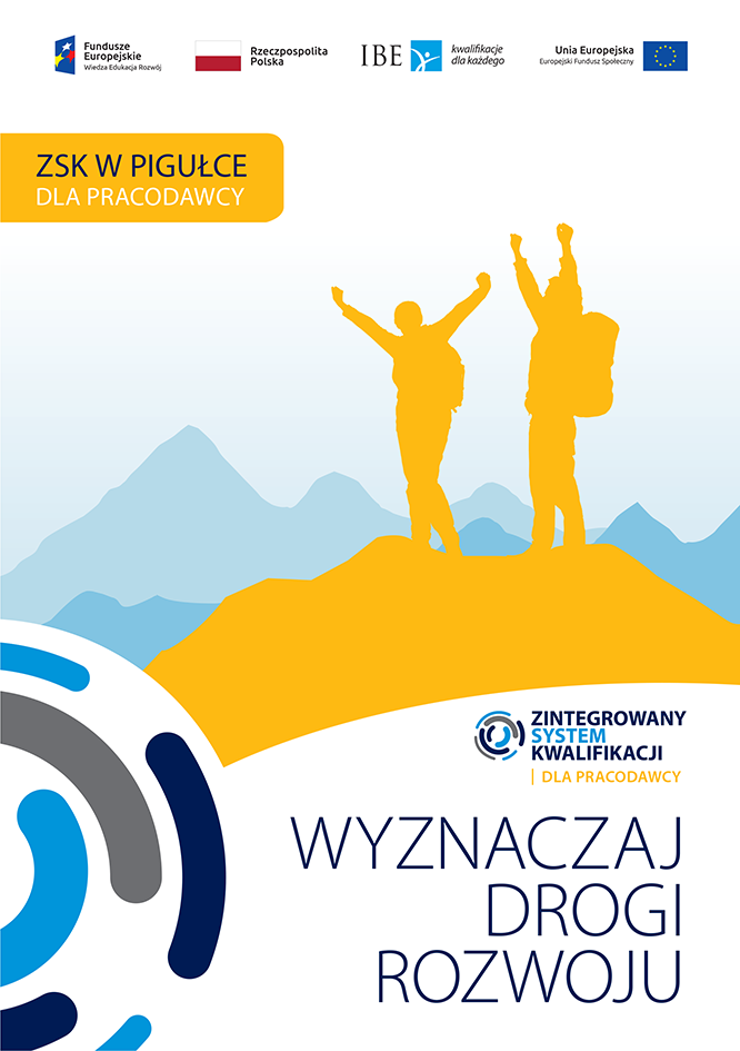 Wyznaczaj drogi rozwoju – ZSK w pigułce dla pracodawcy