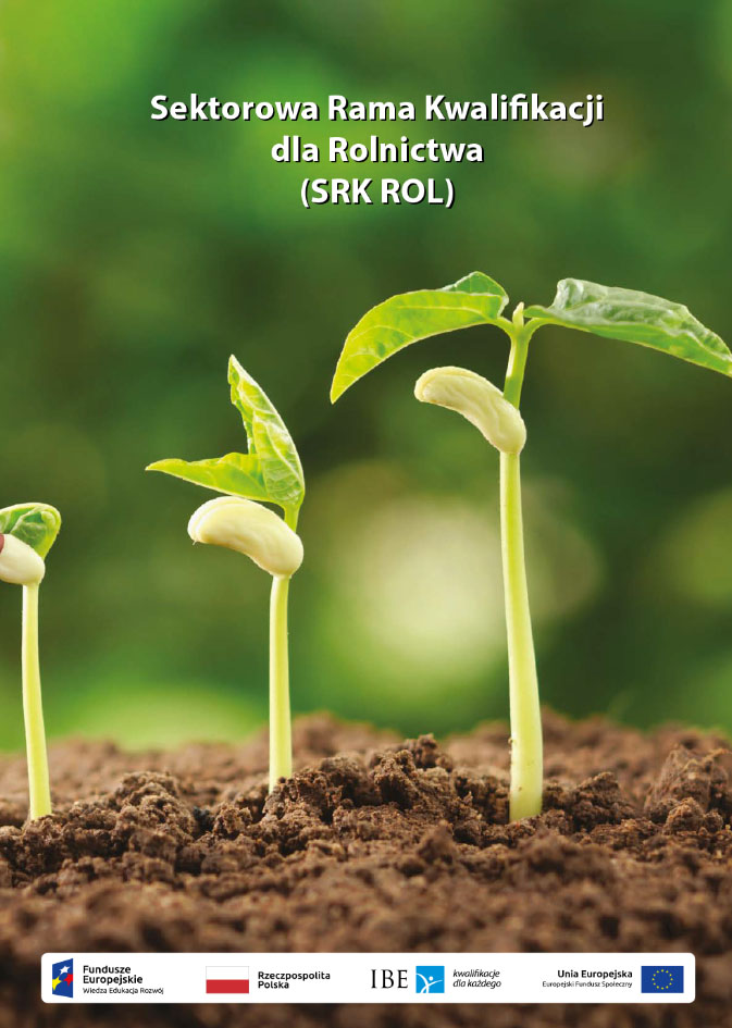 Sektorowa Rama Kwalifikacji dla Rolnictwa (SRK ROL)