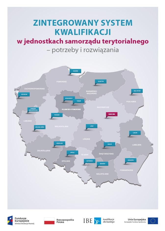Zintegrowany System Kwalifikacji w jednostkach samorządu terytorialnego