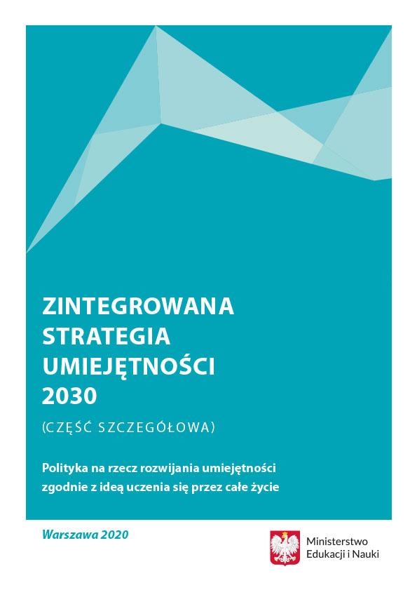 Zintegrowana strategia umiejętności 2030 (część szczegółowa)