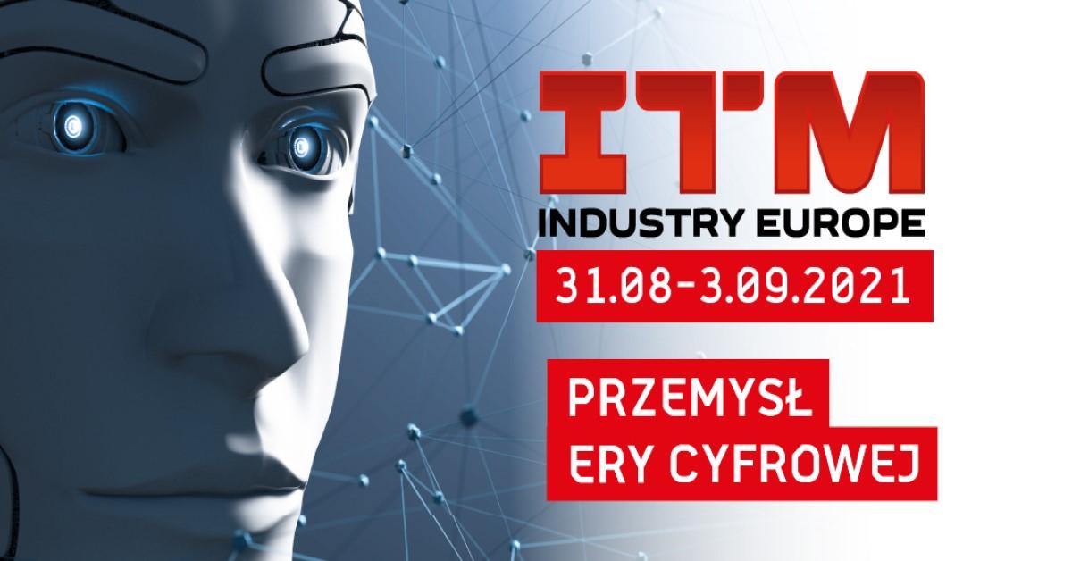 Targi ITM INDUSTRY EUROPE w Poznaniu z udziałem IBE