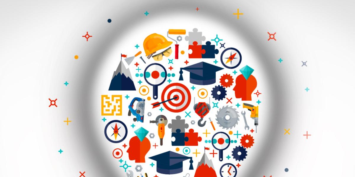 """O ZSK na konferencji online """"Między szkołą a rynkiem pracy"""""""
