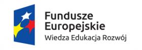 logotyp Fundusze Europejskie