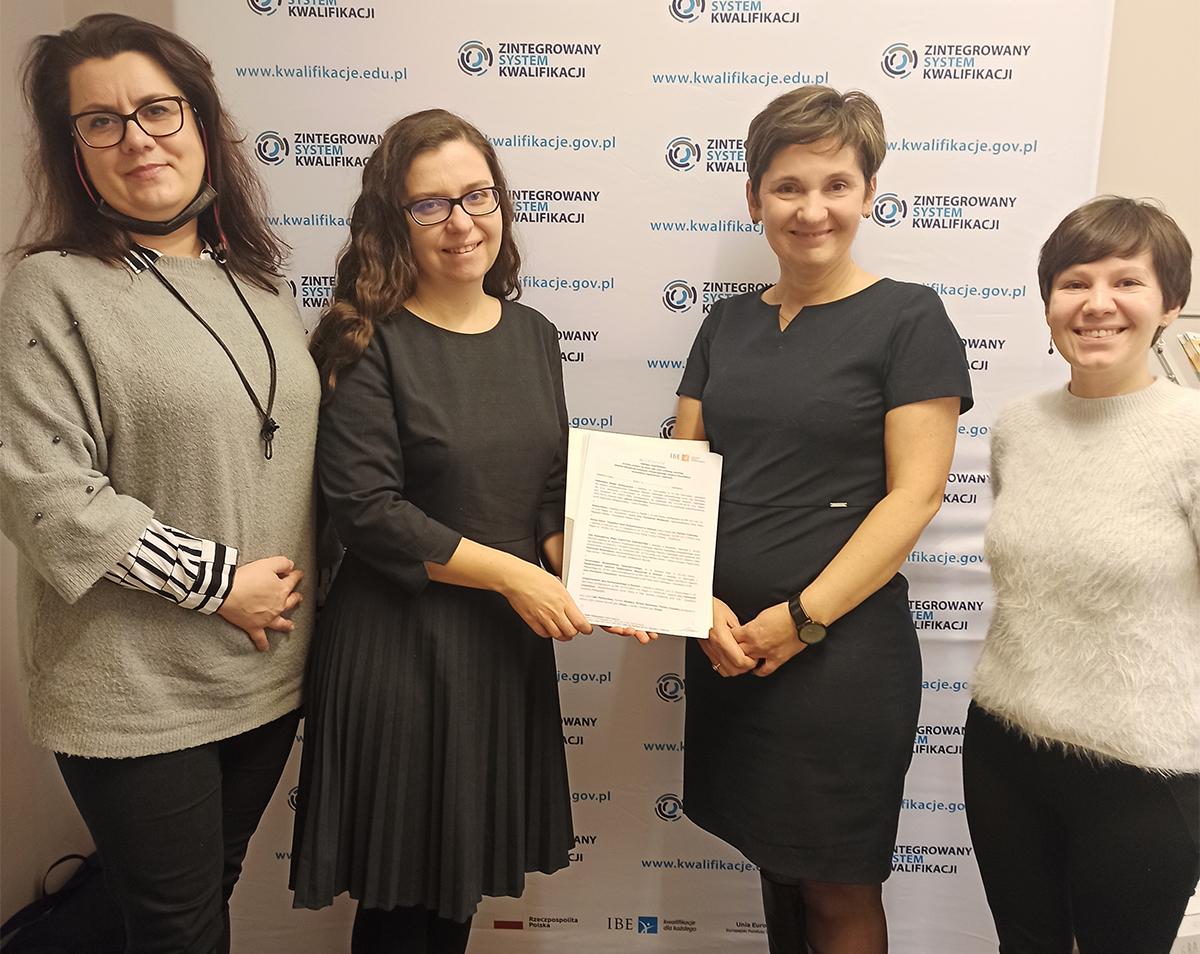 Partnerstwo regionalne na rzecz wdrażania ZSK i uczenia się przez całe życie