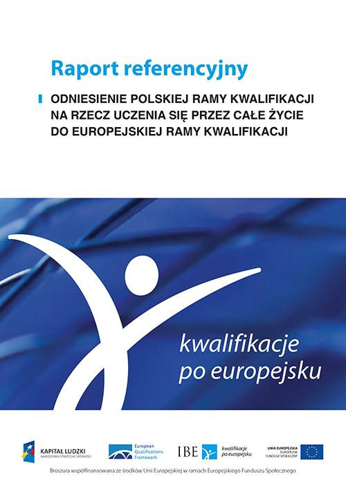 okładka publikacji Raportu referencyjnego