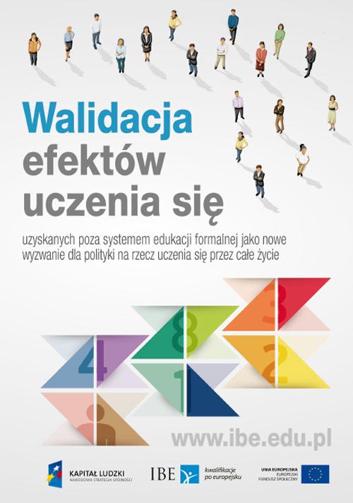 okładka publikacji Walidacja efektów uczenia się