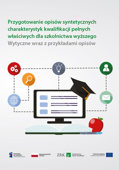 Przygotowanie opisów syntetycznych charakterystyk kwalifikacji pełnych właściwych dla szkolnictwa wyższego Wytyczne wraz z przykładami opisów