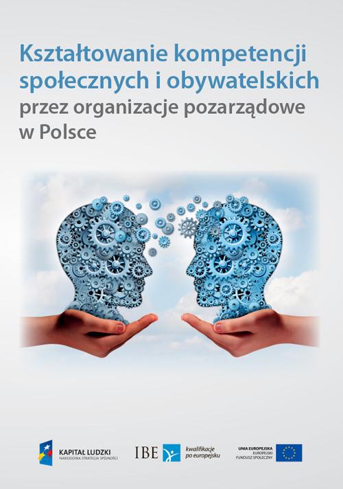 okładka publikacji Kształtowanie kompetencji społecznych i obywatelskich