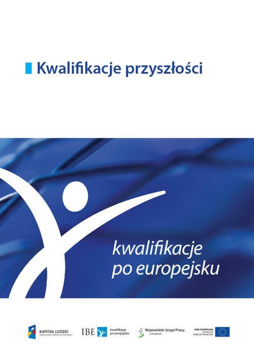 okładka publikacji Kwalifikacje przyszłości