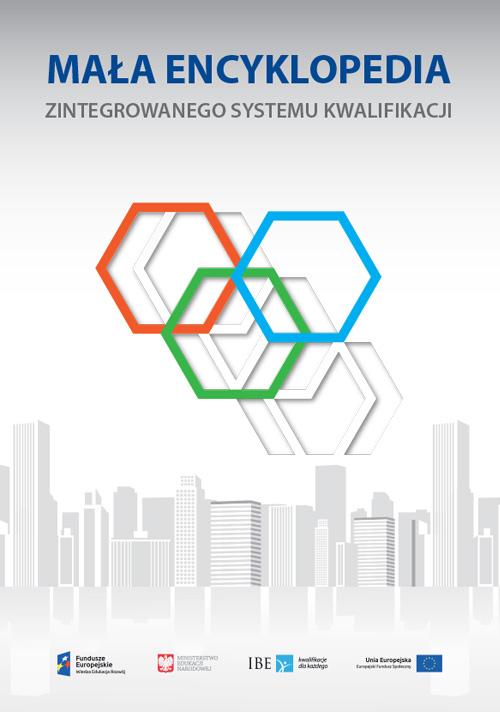 okładka publikacji Mała encyklopedia ZSK