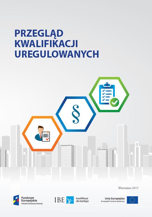okładka publikacji Przegląd kwalifikacji regulowanych