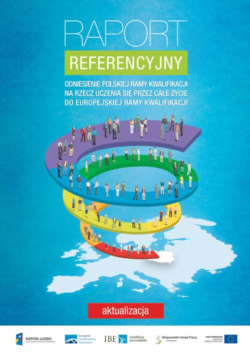 okładka publikacji Raport referencyjny aktualizacja