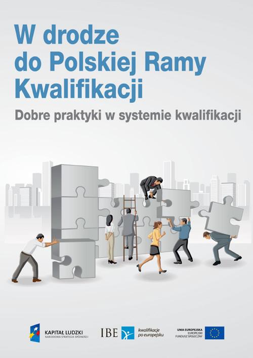 okładka publikacji W drodze do Polskiej Ramy Kwalifikacji