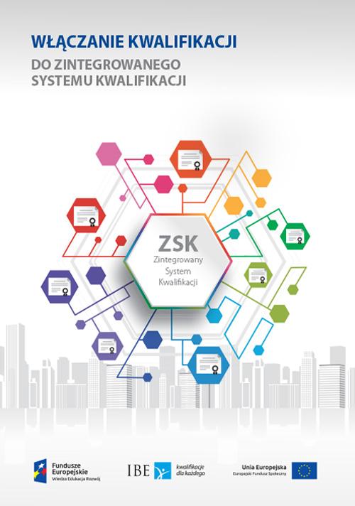 okładka publikacji Włączanie kwalifikacji do ZSK