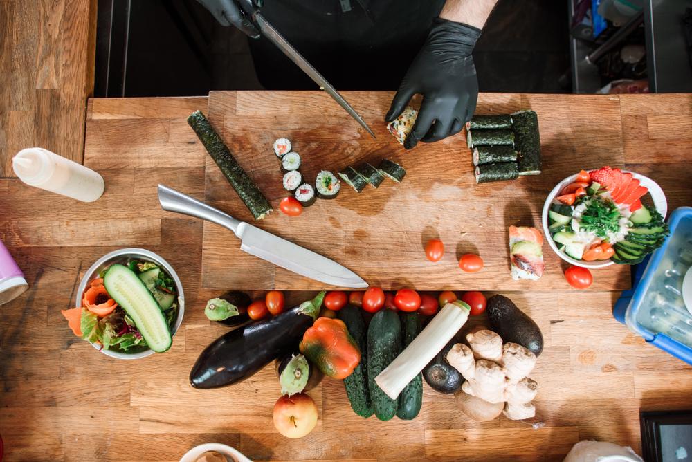Chcesz zostać sushi masterem? Z ZSK to bardzo proste